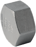 "Заглушка ВР 4"" (114.3мм) BSPP AISI316/1.4404"