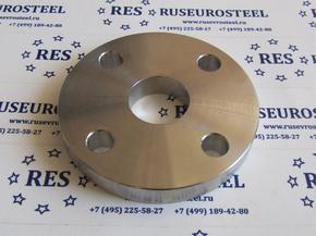 Фланец плоский Dn125/129мм AISI304L/1.4307
