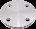 Фланец глухой Dn400/404,6мм Din2527 PN16 AISI316L/1.4404