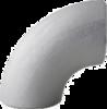 "Отвод 90"" Dn25 (33.7х3мм) ISO DIN 2605 AISI316L/1.4404"