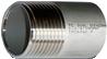 Ниппель приварной 1/4 (13.5мм) BSPT AISI316/1.4404